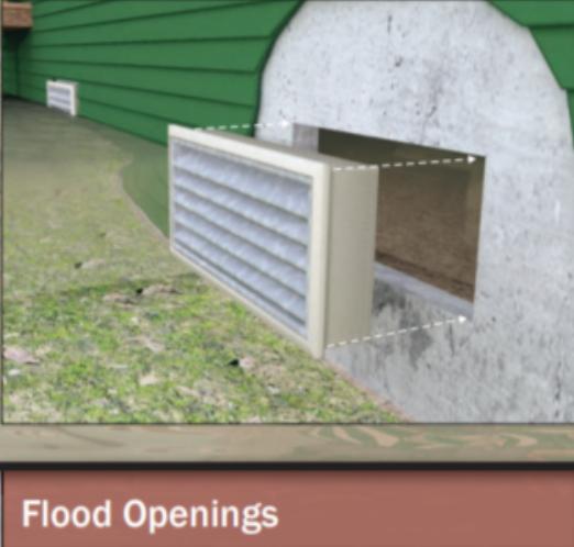 Flood Openings