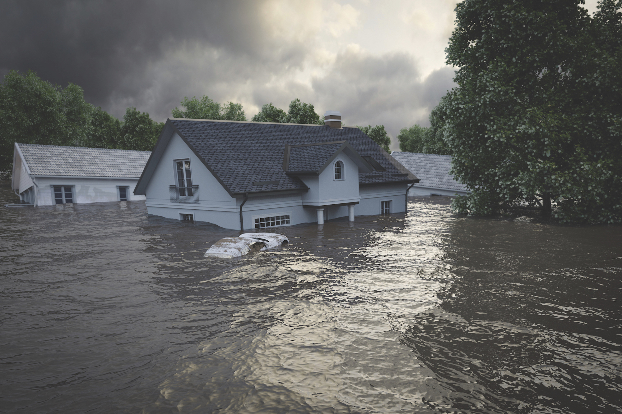 Private FLood Insurance Wright Zurich