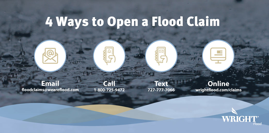 4 Easy Ways to File a Claim with Wright Flood